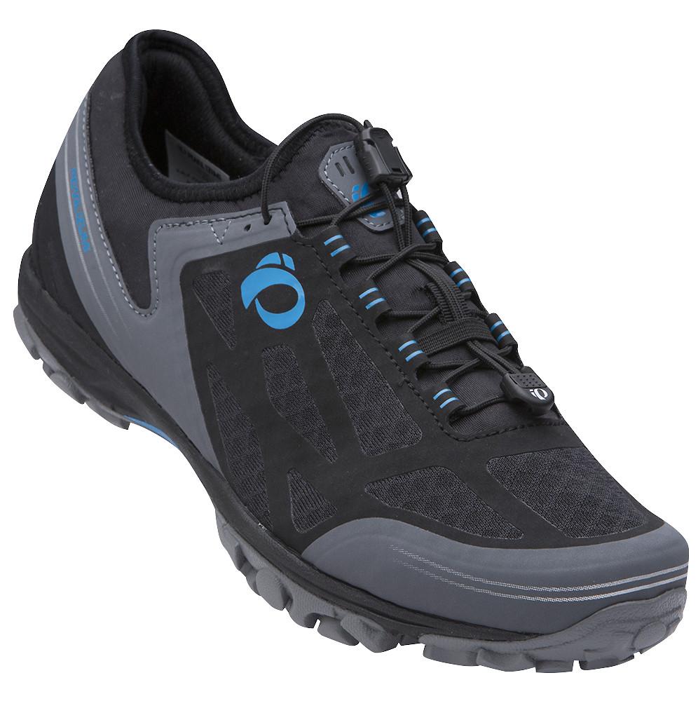 Pearl Izumi X-ALP Journey men's shoe in black/shadow grey