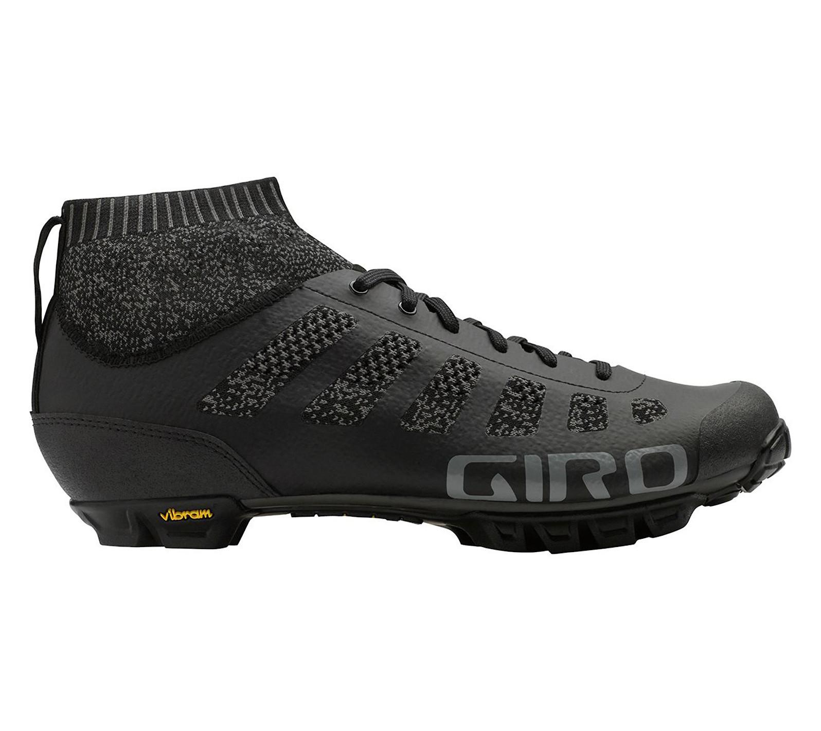 Giro Empire VR70 Knit (Black/Charcoal)