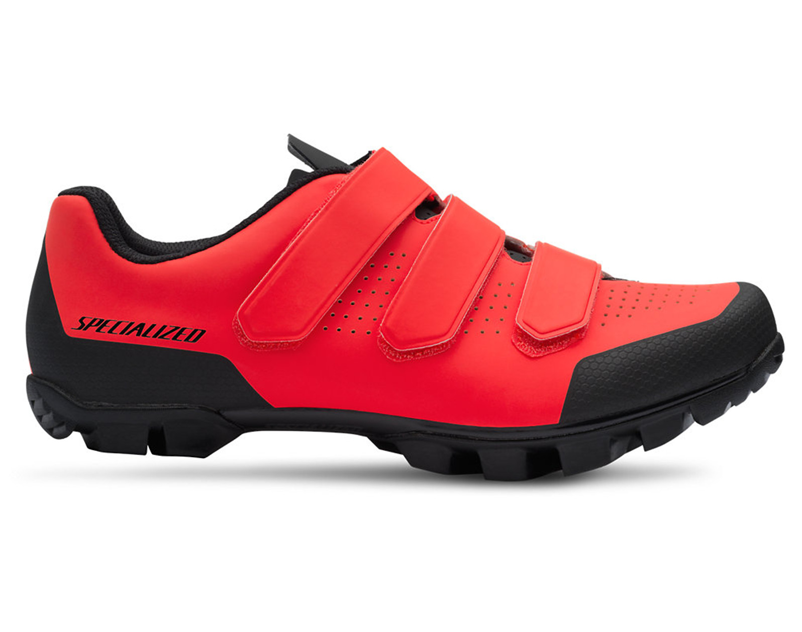 Specialized Sport Clipless Shoe (Rocket Red)