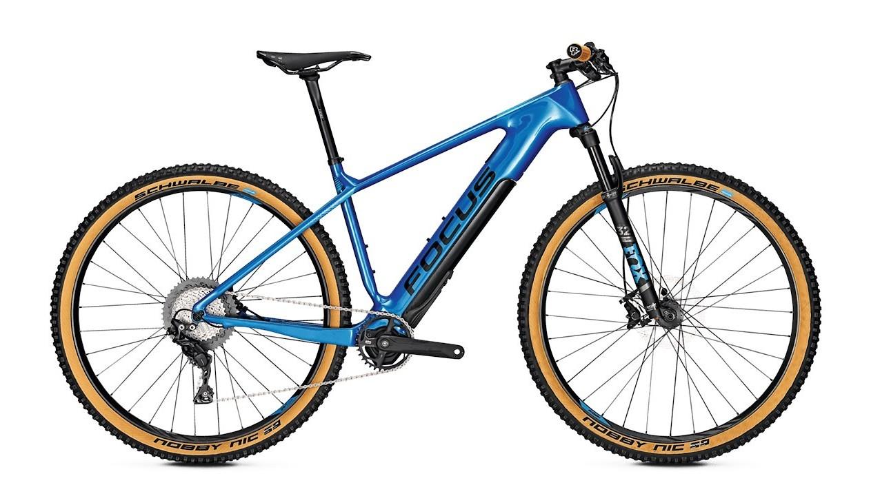 Focus Raven2 9.8 - blue