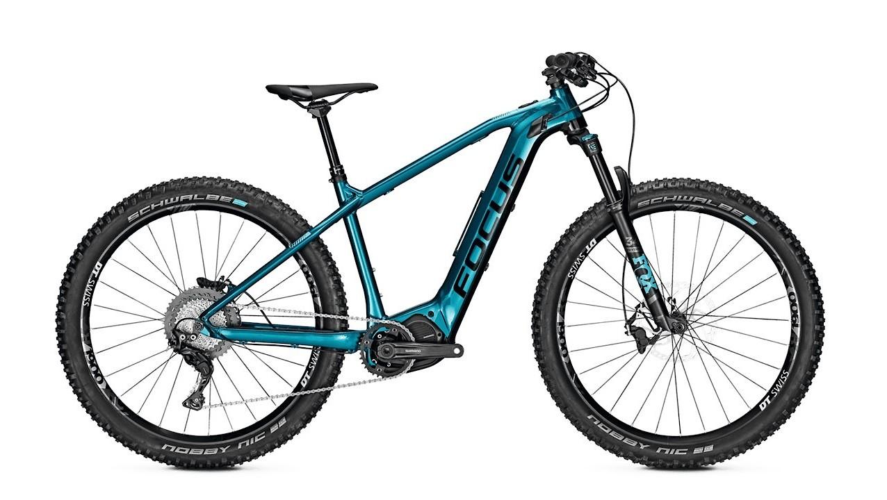 Focus Jam2 HT 6.9 Plus - turquoise