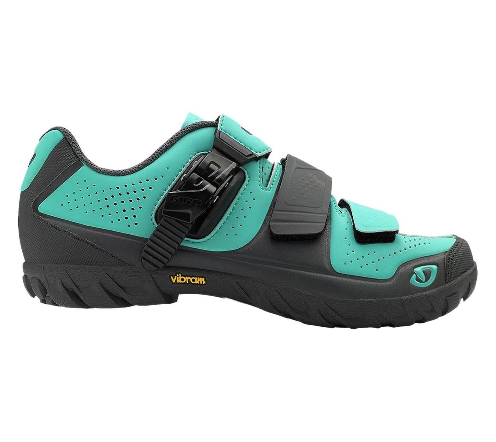 Giro Terradura Womens Shoe (glacier/dark shadow)