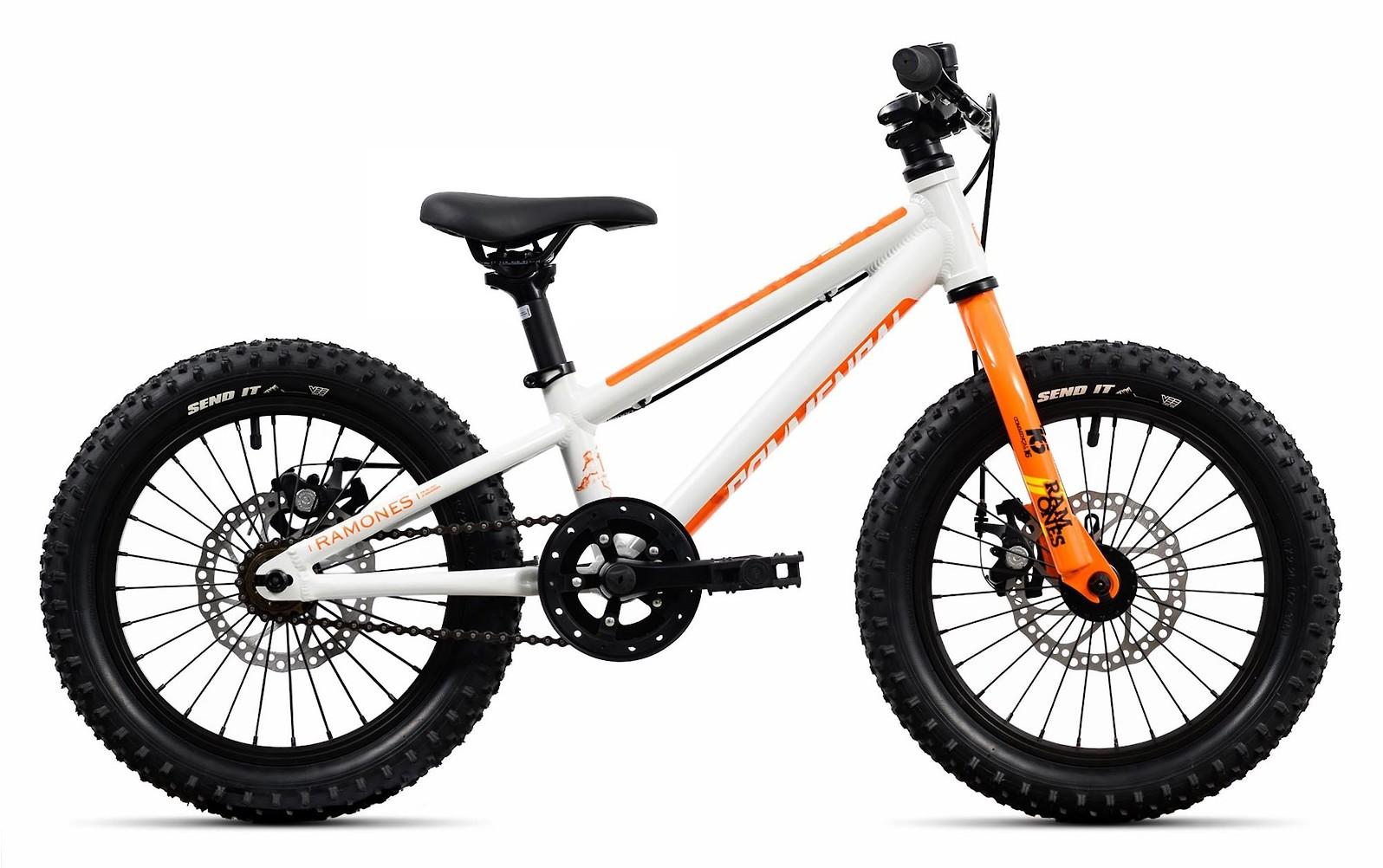 2020 Commencal Ramones 16 Orange