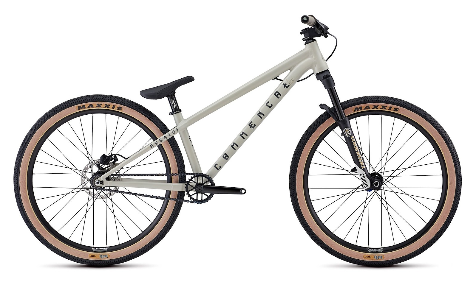 2020 Commencal Absolut