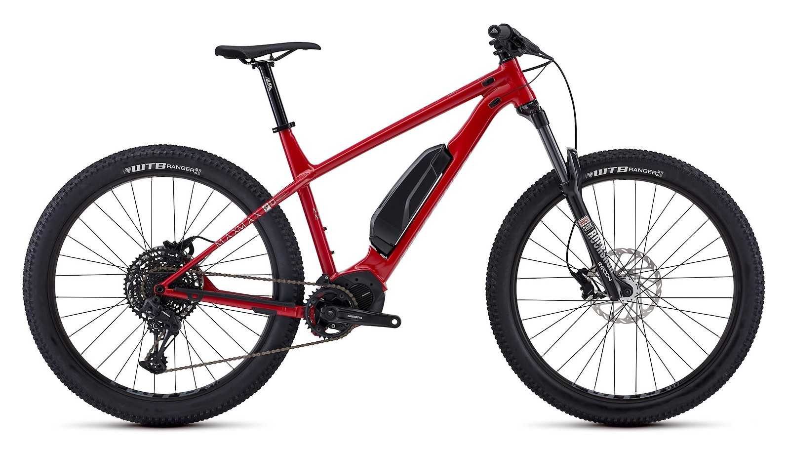 2020 Commencal MaxMax Power 27 - BoXXer Red