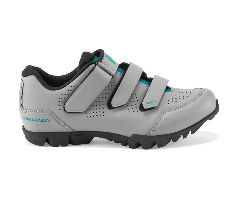 Bontrager Adorn Women's Mountain Shoe (gravel/teal)