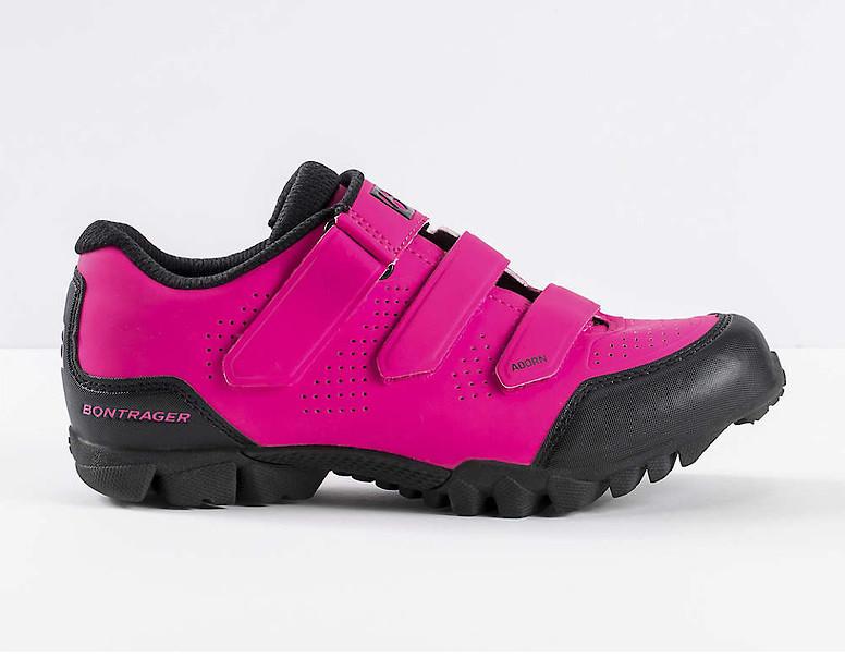 Bontrager Adorn Women's Mountain Shoe (Vice Pink)