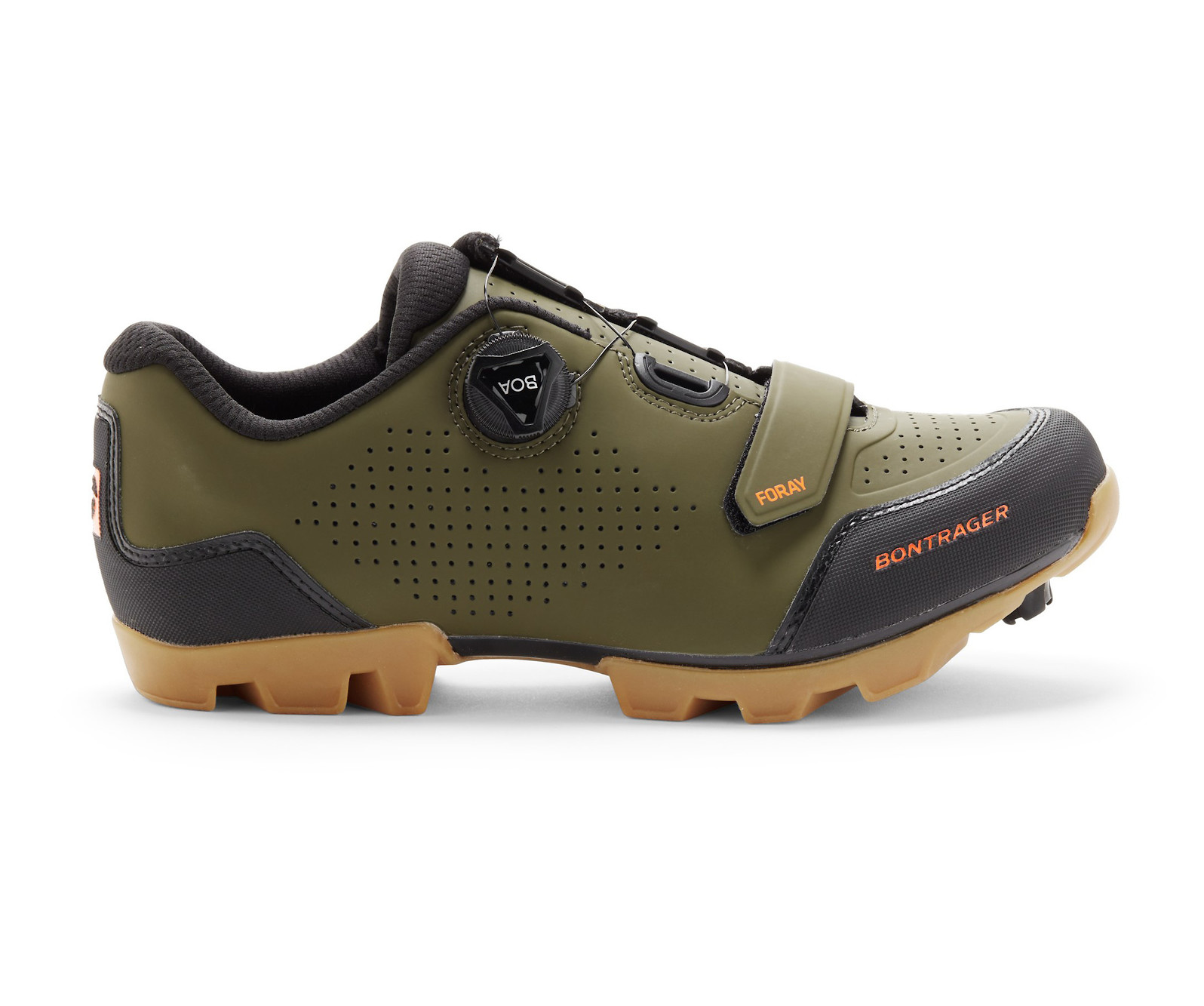Bontrager Foray Mountain Shoe (Olive Grey)