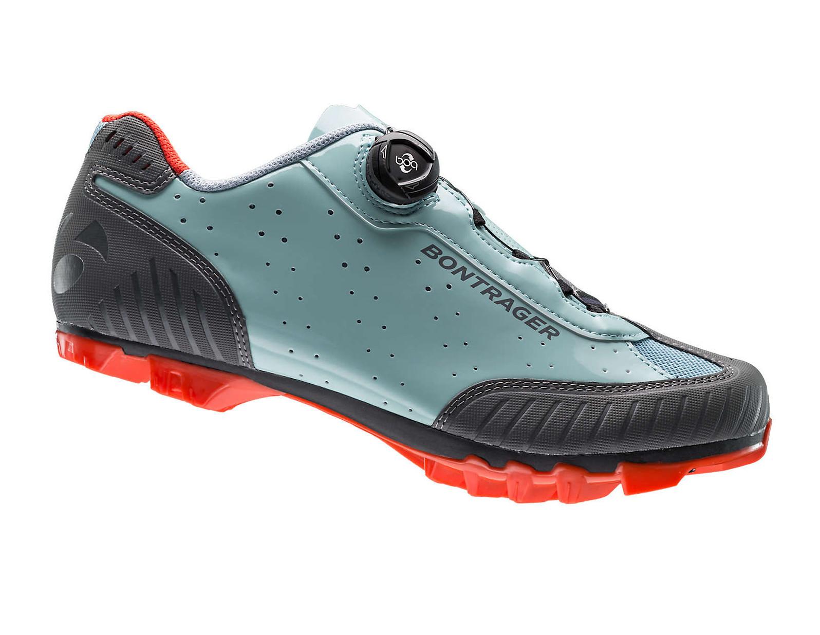 Bontrager Rovv Women's Mountain Shoe (Ocean Mist)