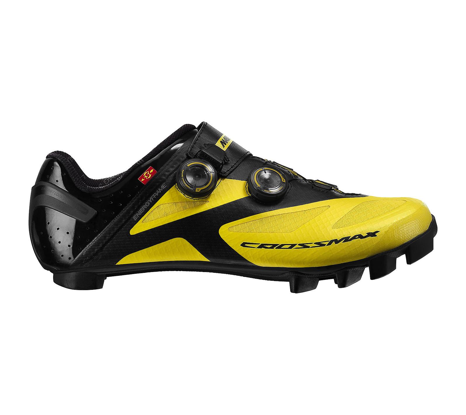 Mavic Crossmax SL Ultimate (Yellow/Black)