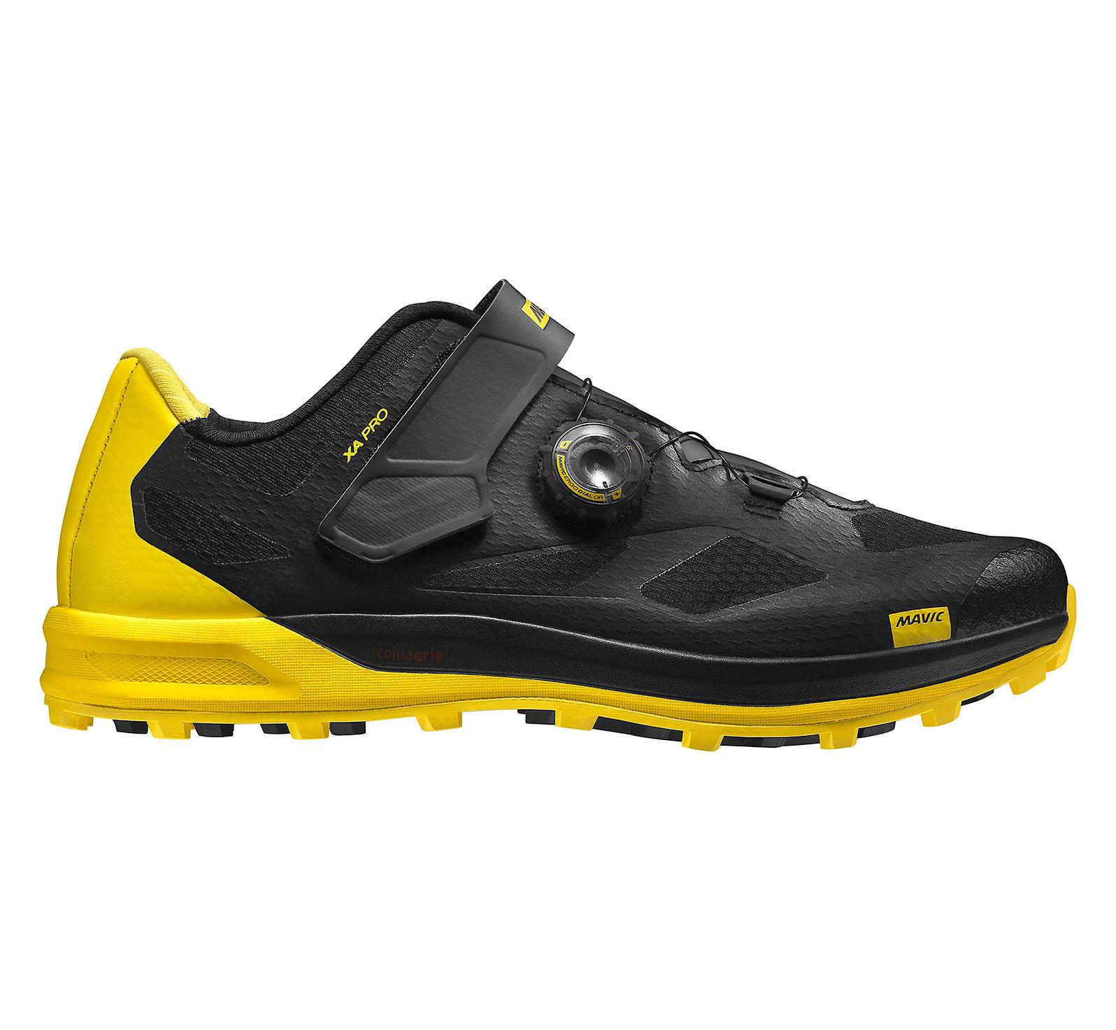 Mavic XA Pro Shoe (Black)