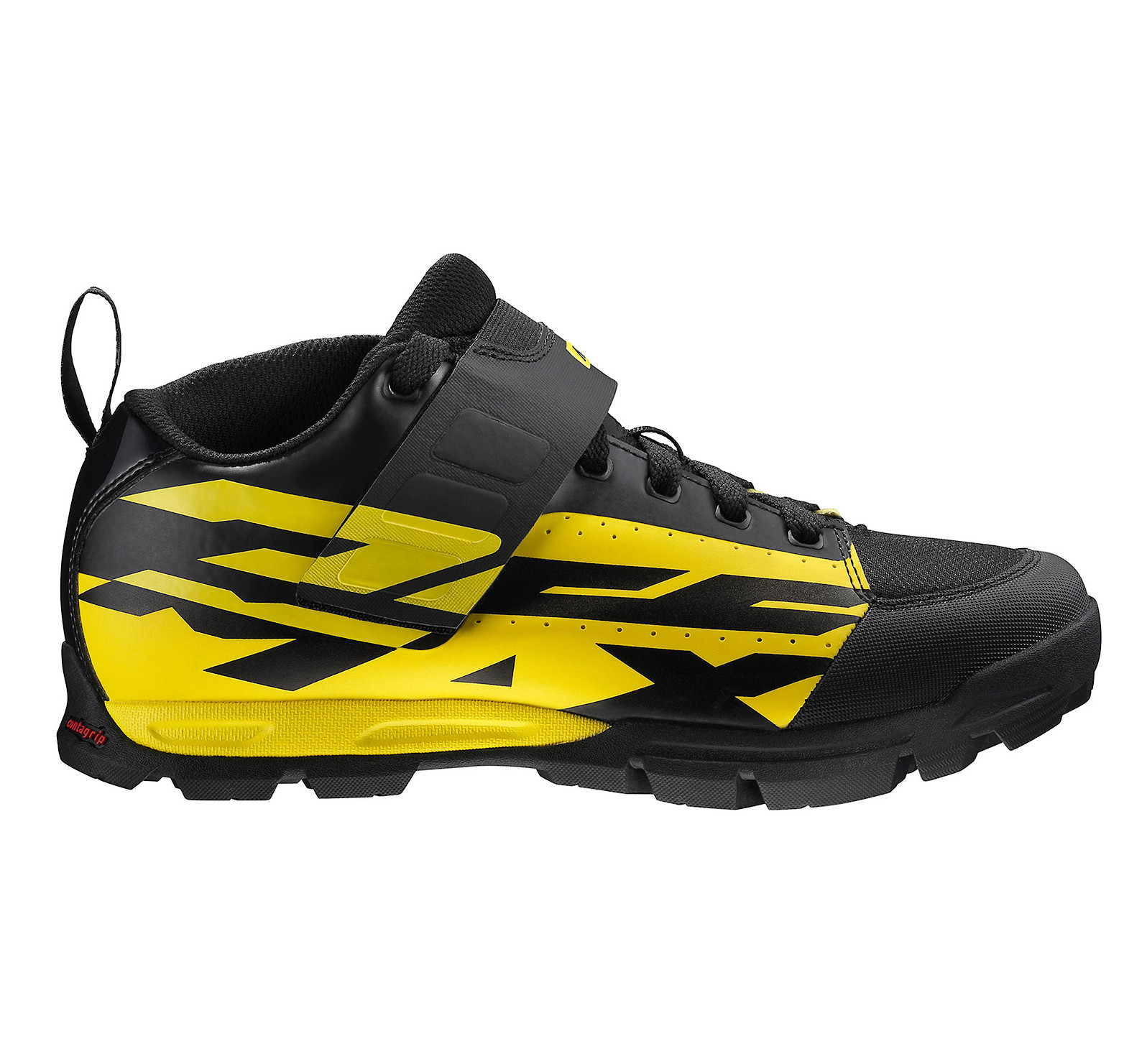 Mavic Deemax Pro Shoe (Mavic Yellow/Black)