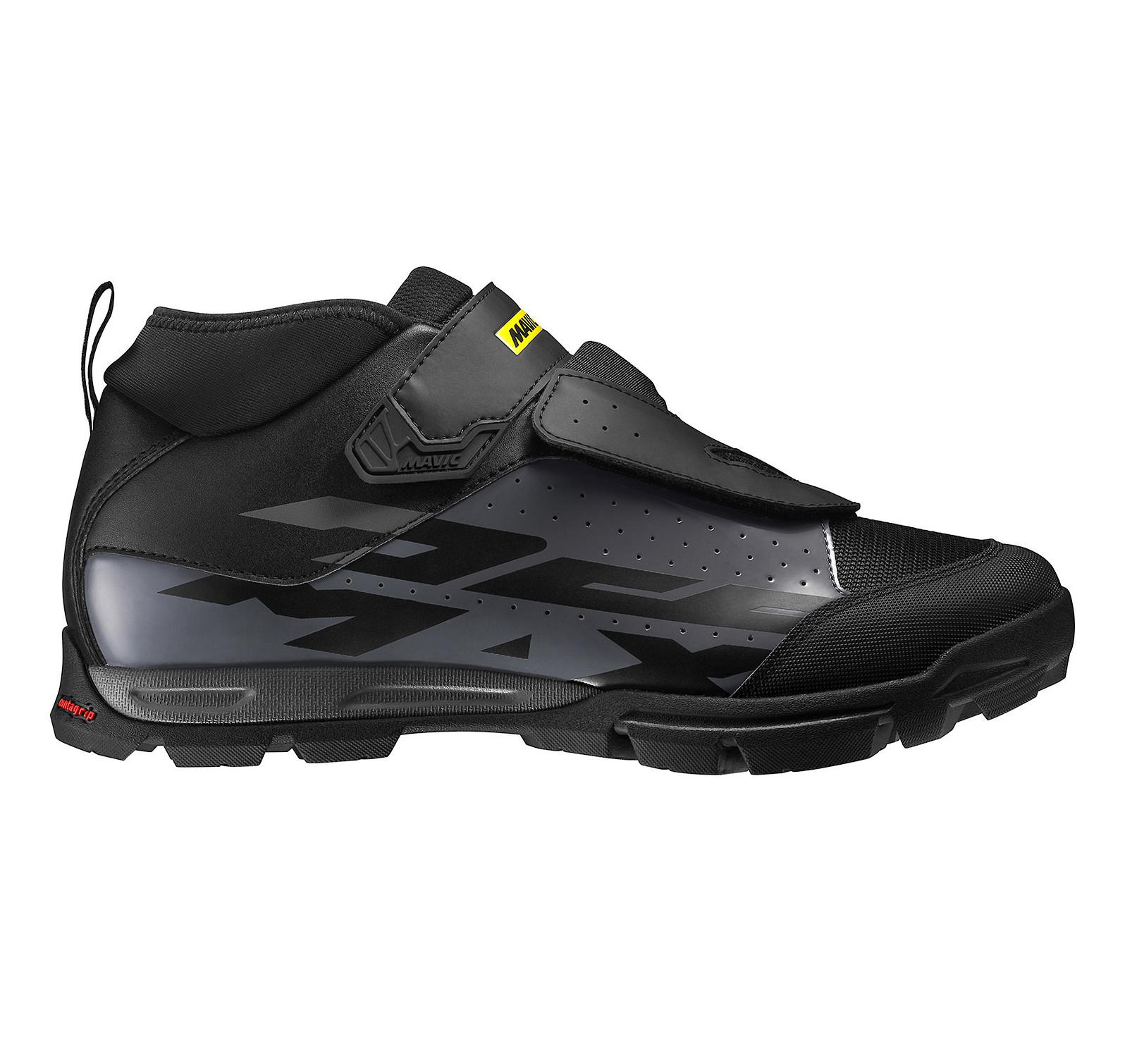 Mavic Deemax Elite Shoe (Black/Smoked Pearl)