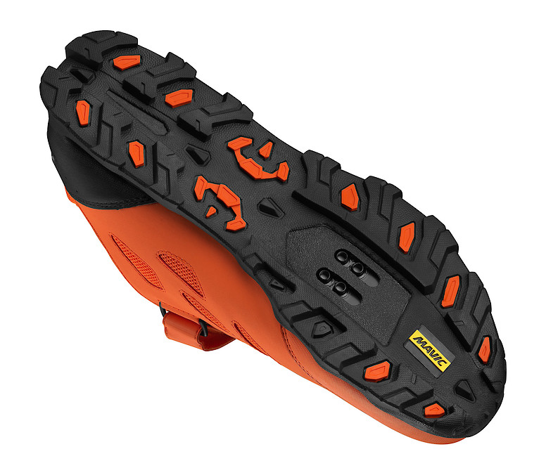 Mavic XA Elite Shoe (Puffin S Bill) Sole