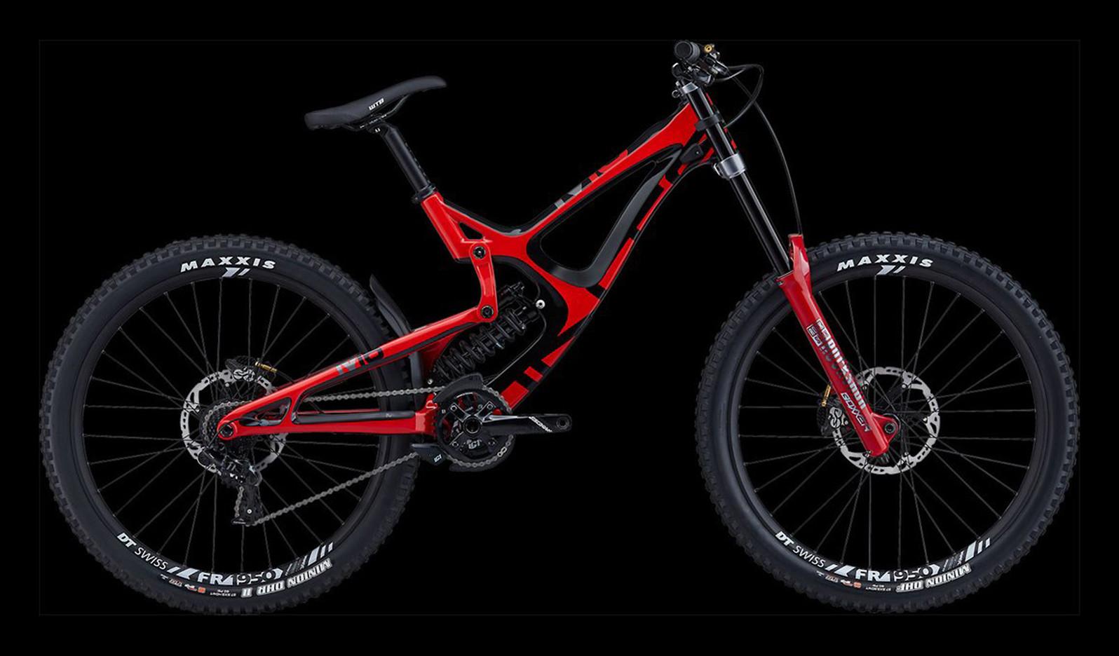 2019 Intense M16 Pro Bike