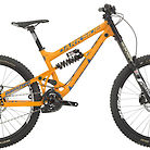2019 Banshee Darkside GX DH Jenson USA Exclusive Bike
