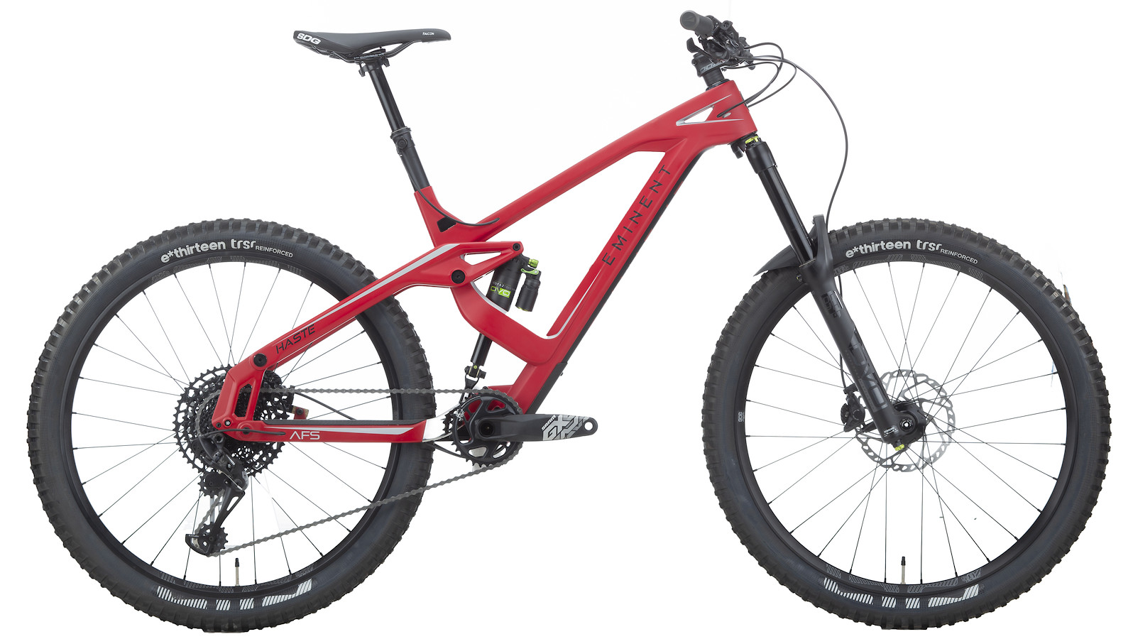 2019 Eminent Haste GX Eagle Jenson USA Exclusive - Red Metallic