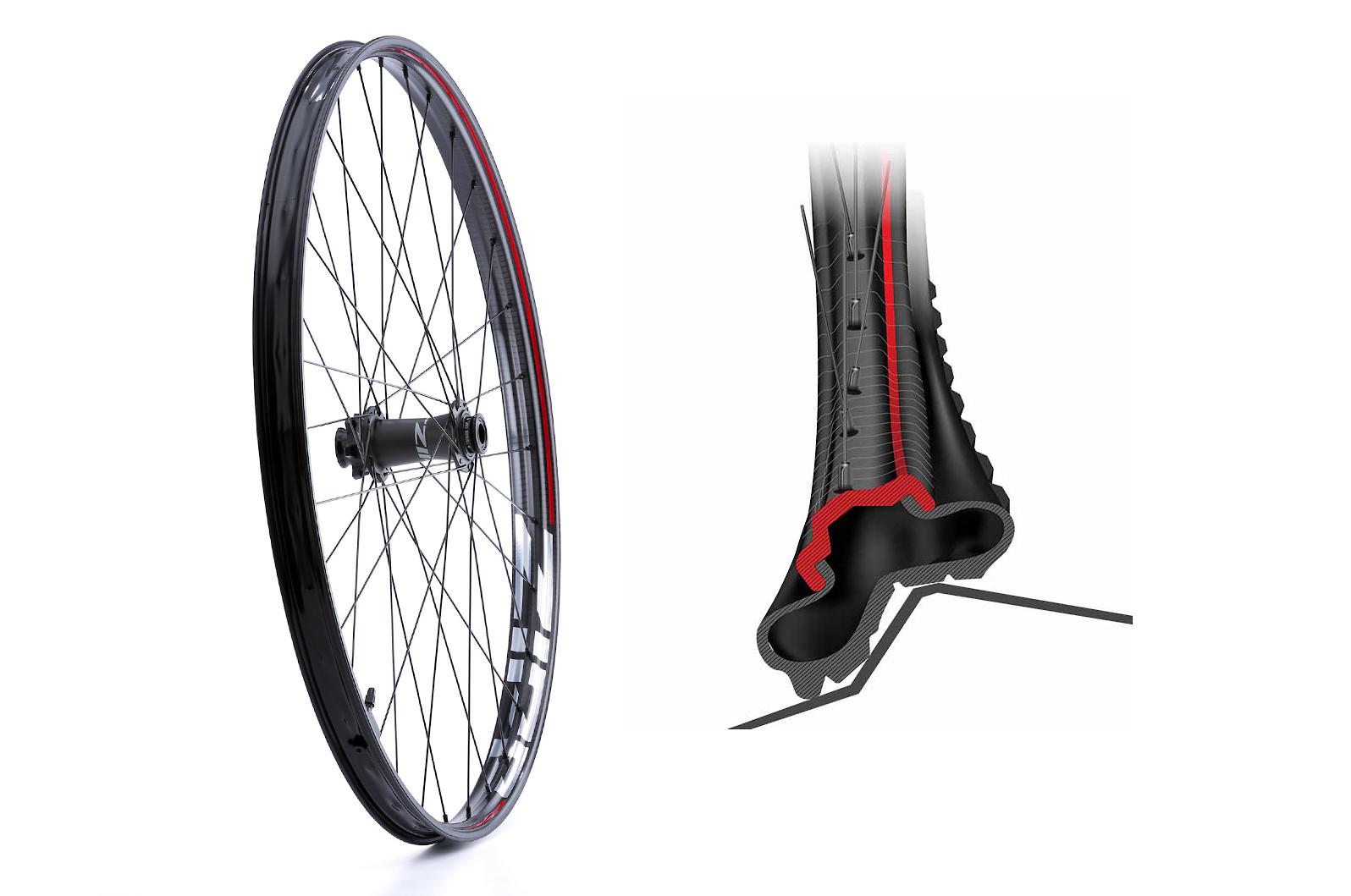 Zipp 3ZERO MOTO Wheelset