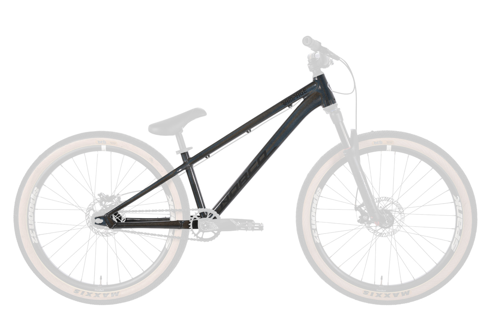 2020 Norco Rampage Frame