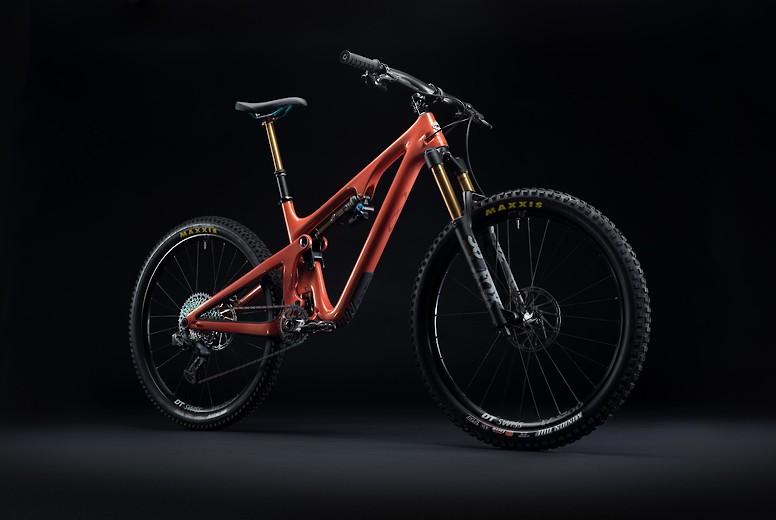 2020 Yeti SB140 T2 in inferno