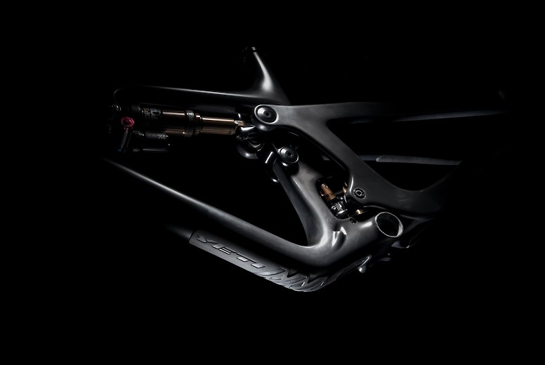 2020 Yeti SB140 frame detail
