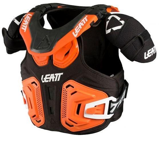 Leatt Fusion Vest 2.0 Junior - Orange