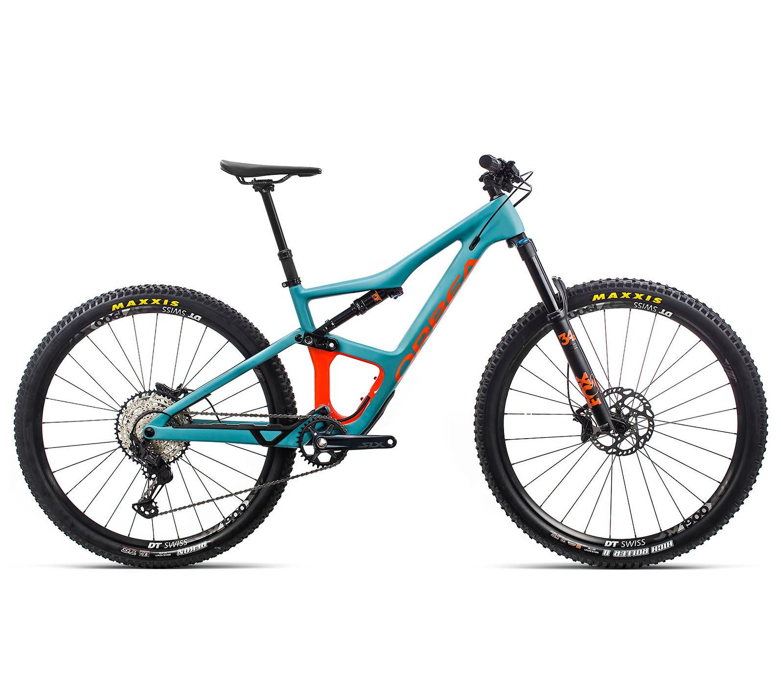 2020 Orbea Occam M30 in blue/orange