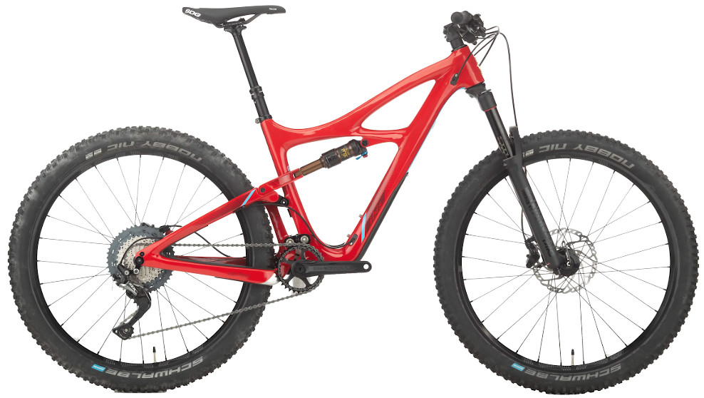 2019 Ibis Mojo 3 SLX RockShox Jenson USA Exclusive Bike
