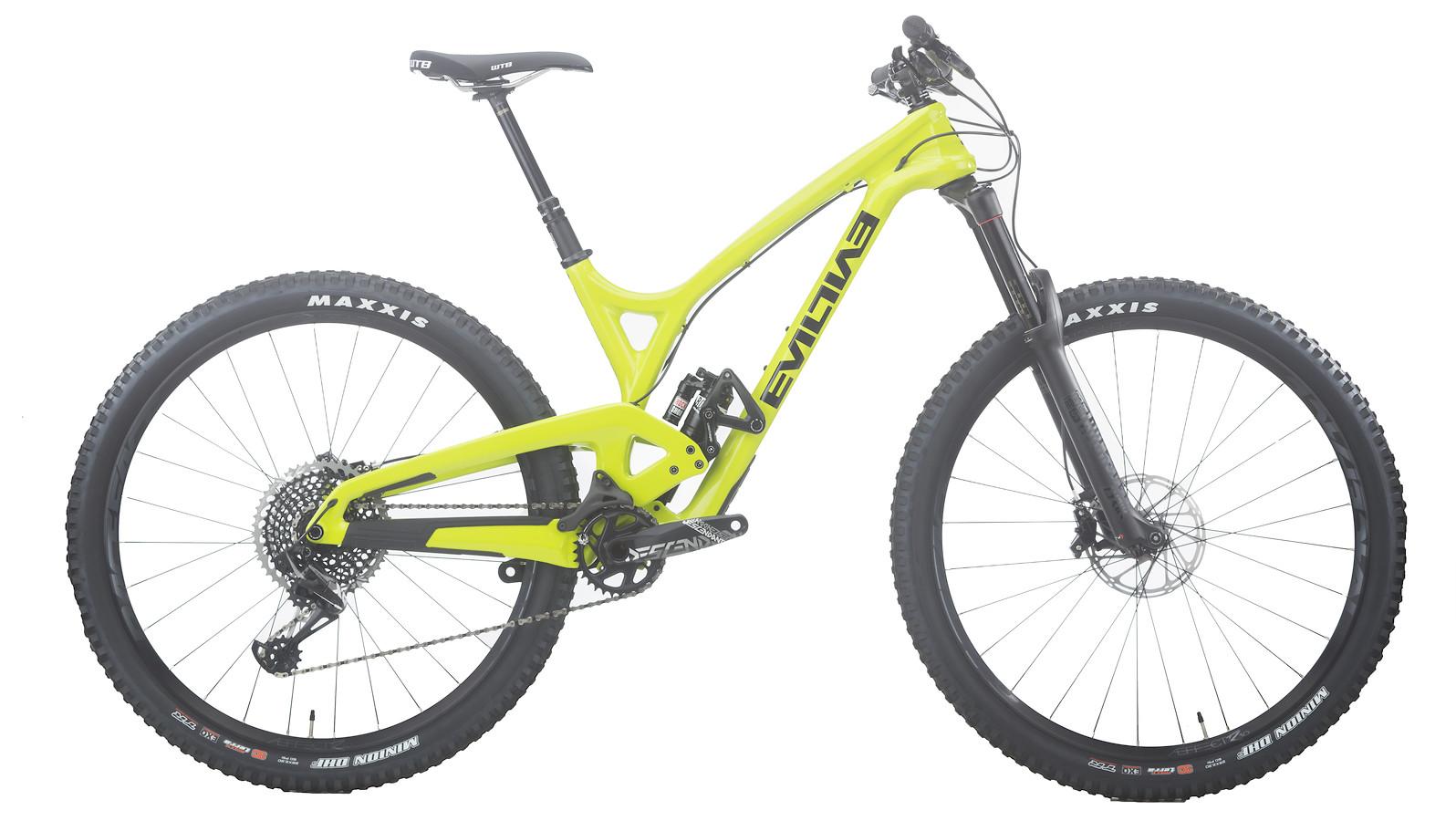 2019 Evil Wreckoning LB X01 Jenson USA Exclusive Bike