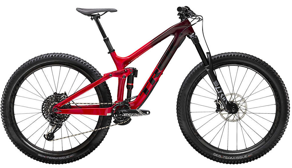 2020 Trek Slash 9.8 Cobra Blood to Magenta Flip