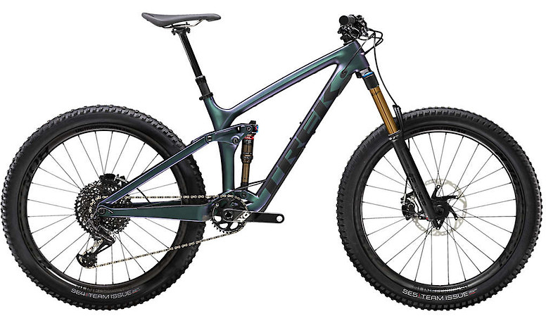 2020 Trek Remedy 9.9 Matte Emerald Iris