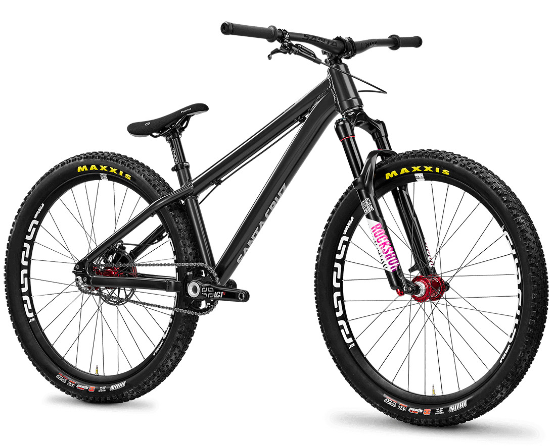 Santa Cruz Jackal - 2017 Frame Santa Cruz Jackal - frame only