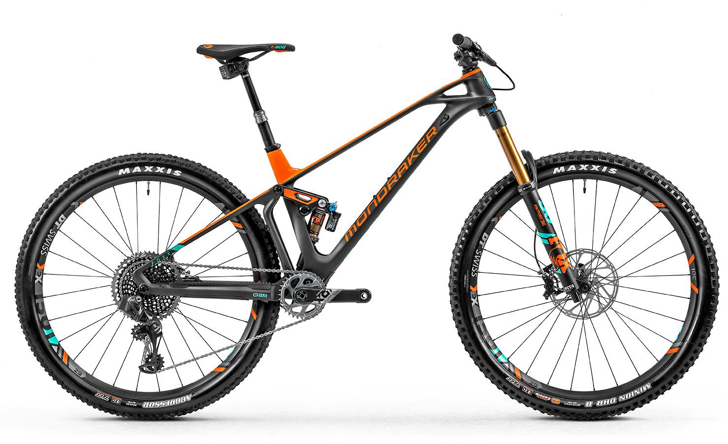 2020 Mondraker Foxy Carbon RR SL