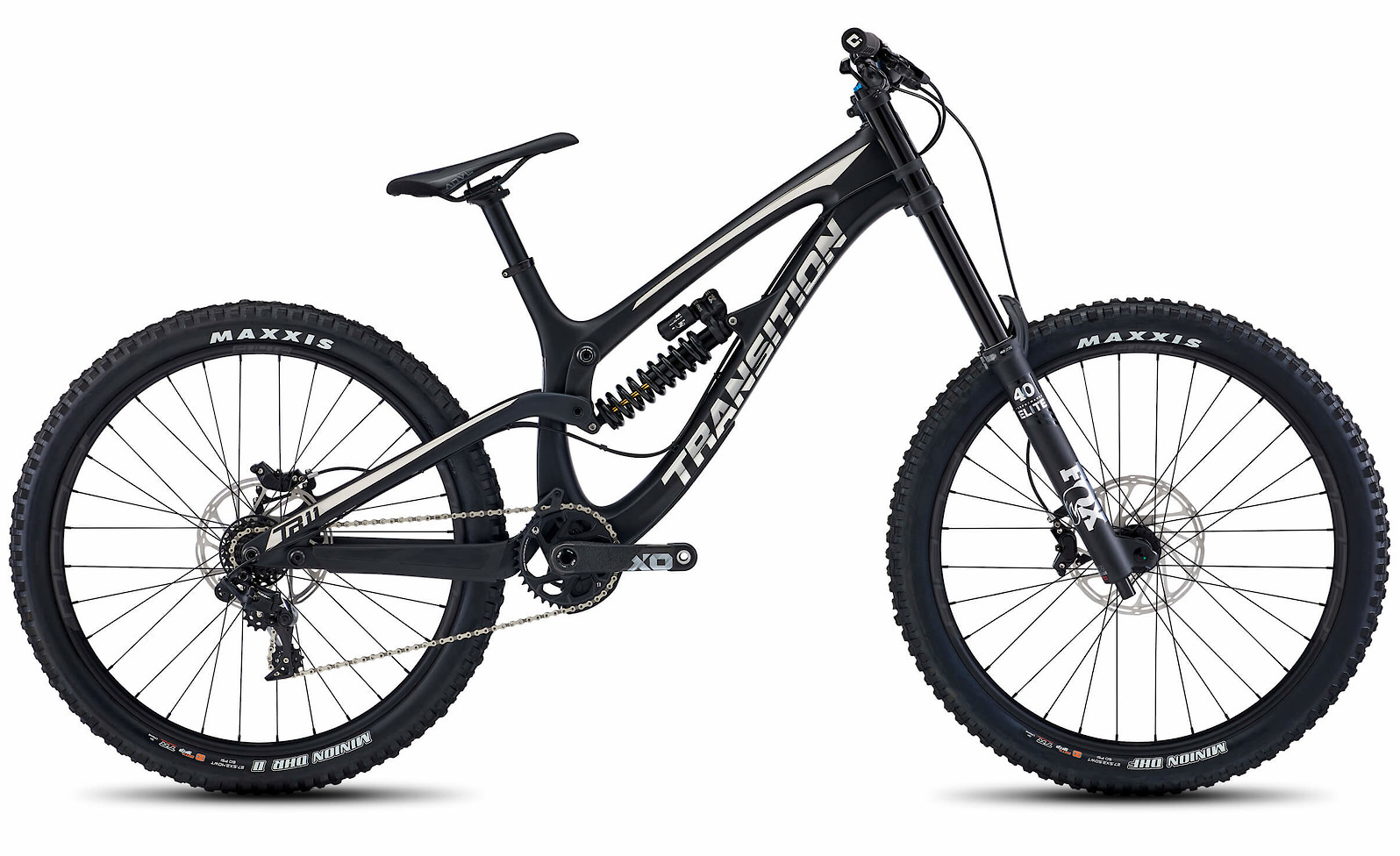 2020 Transition TR11 Carbon X01 Black Chrome