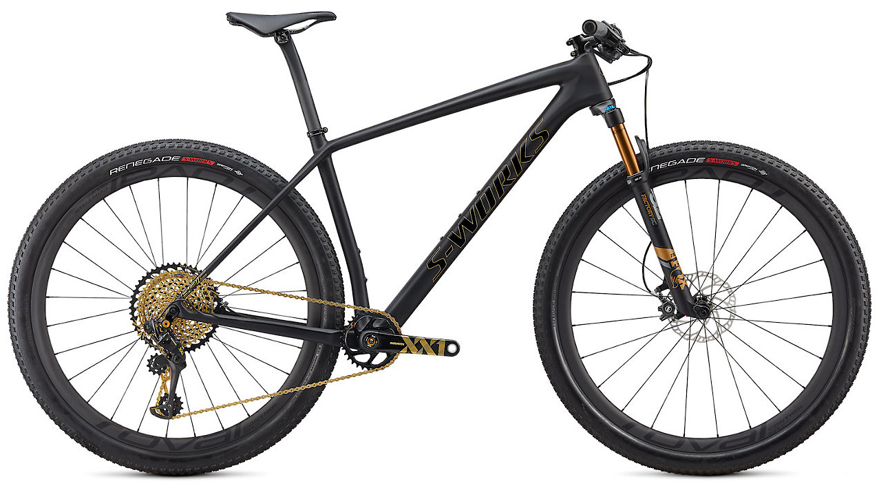 2020 Specialized Epic Hardtail S-Works Ultralight