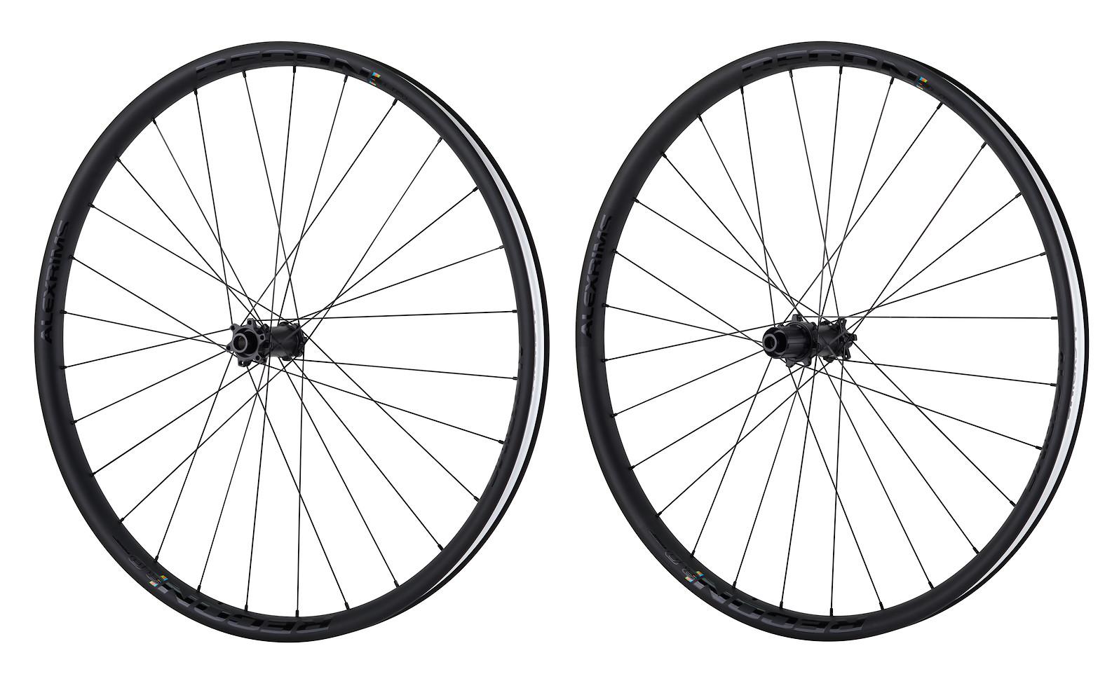 Alex Recon Carbon Wheels