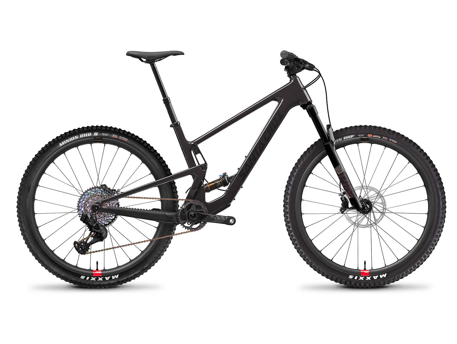 2020 Santa Cruz Tallboy Carbon CC XX1 AXS Reserve Stormbringer Purple