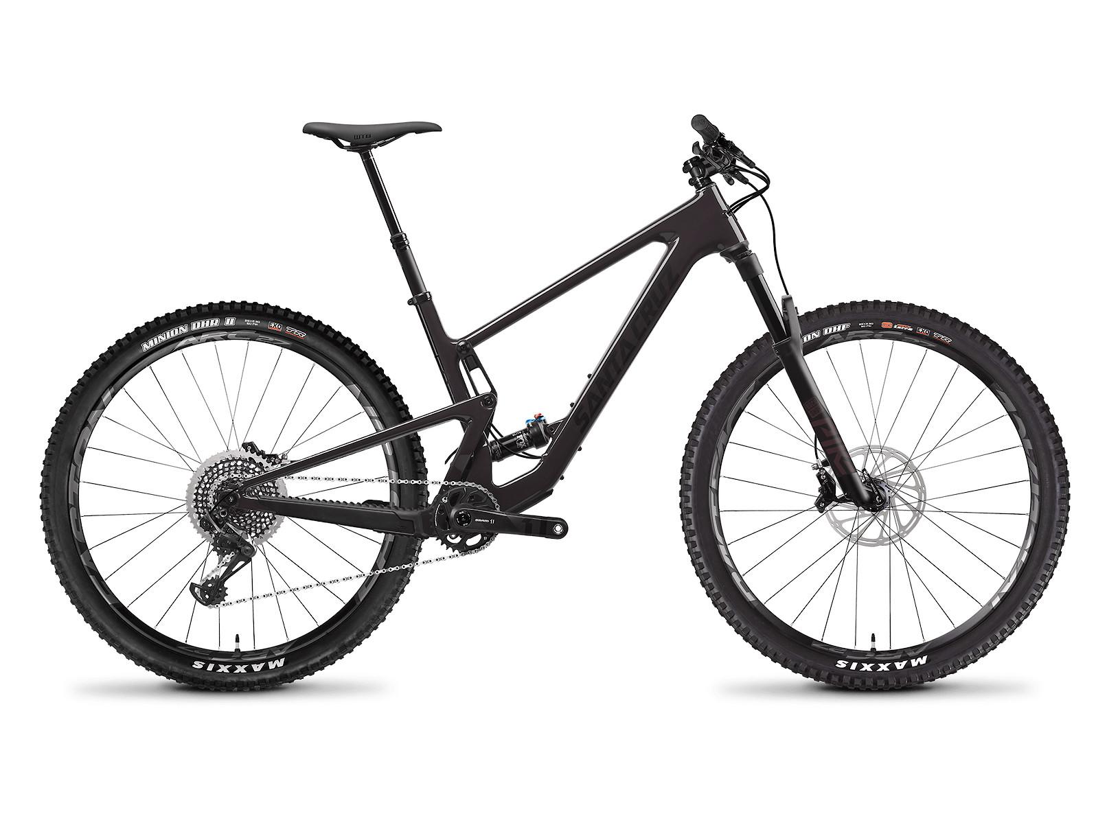 2020 Santa Cruz Tallboy Carbon CC X01 Stormbringer Purple