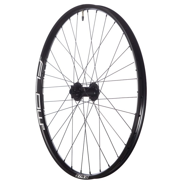 Flow EX3 front wheel