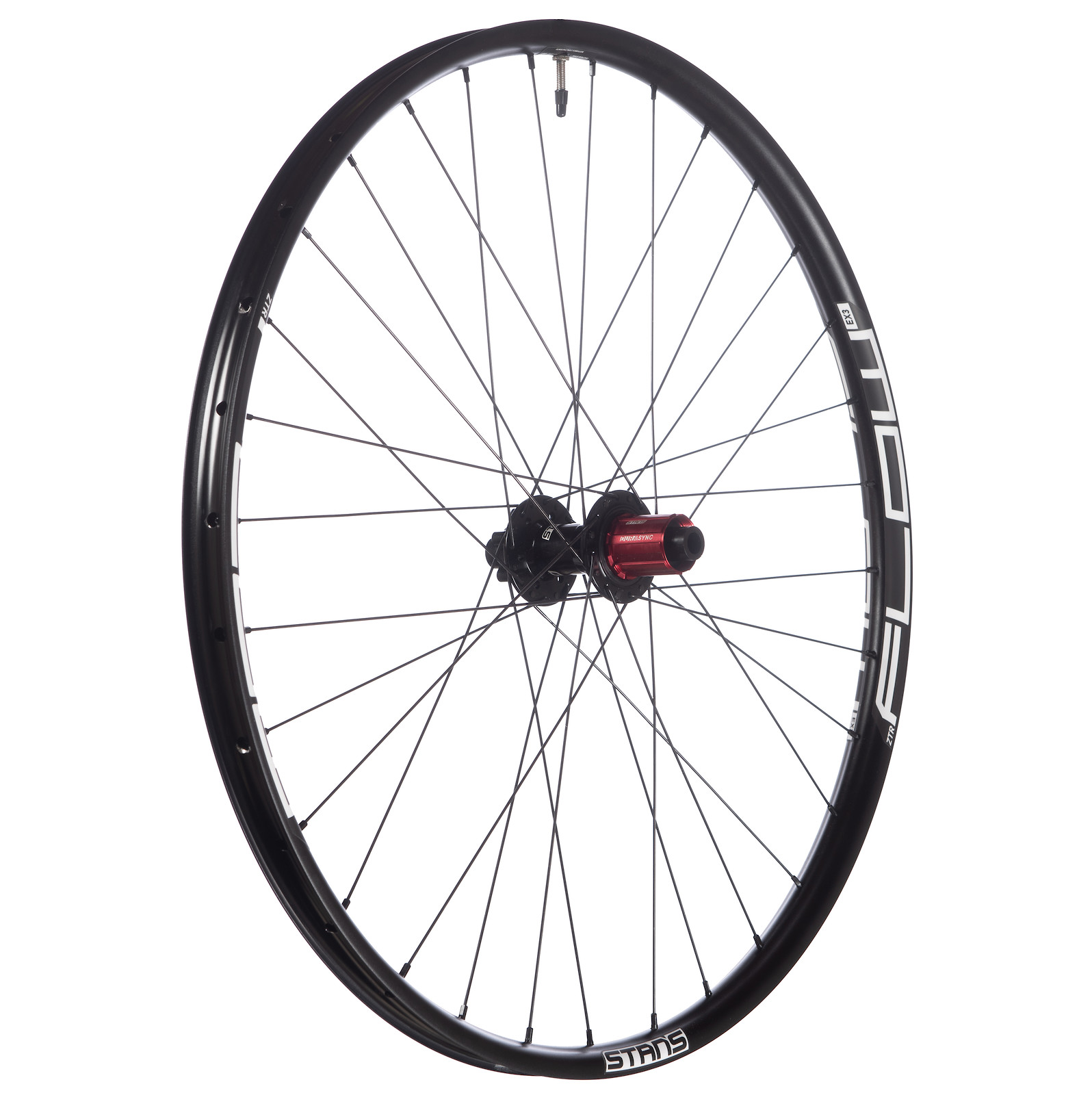 Flow EX3 rear wheel