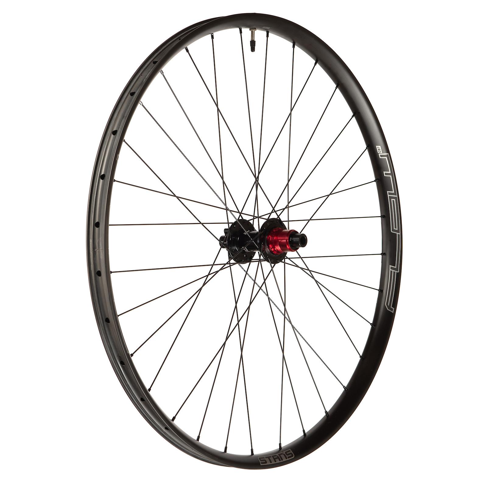 Flow CB7 rear wheel
