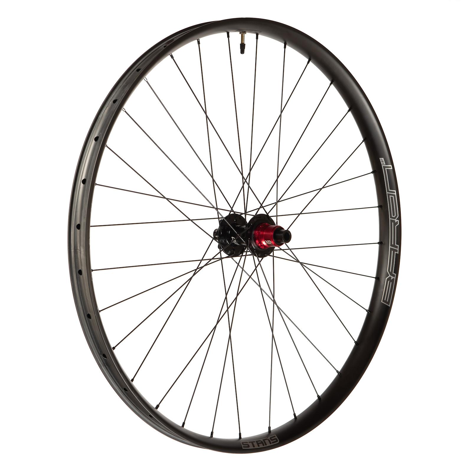 Baron CB7 rear wheel