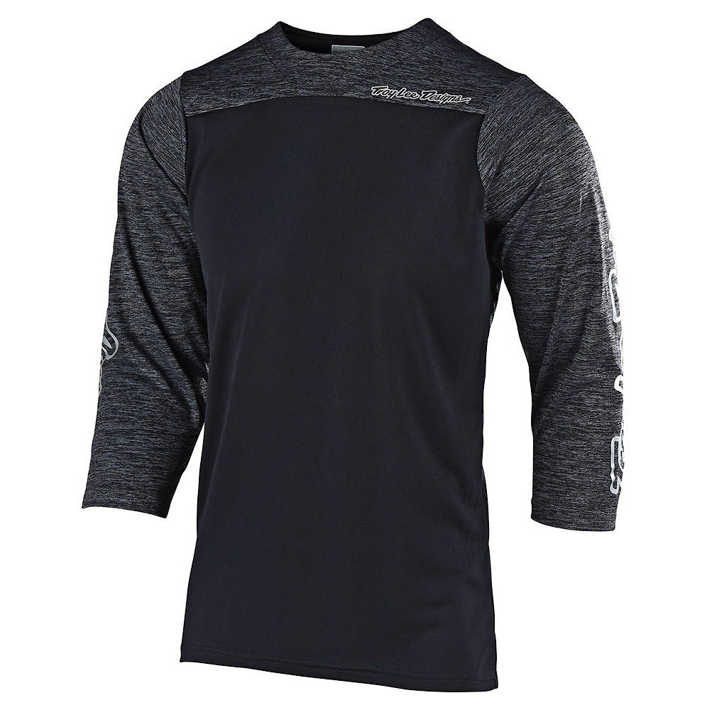 Troy Lee Designs 2019 Ruckus Block Jersey (black heather)
