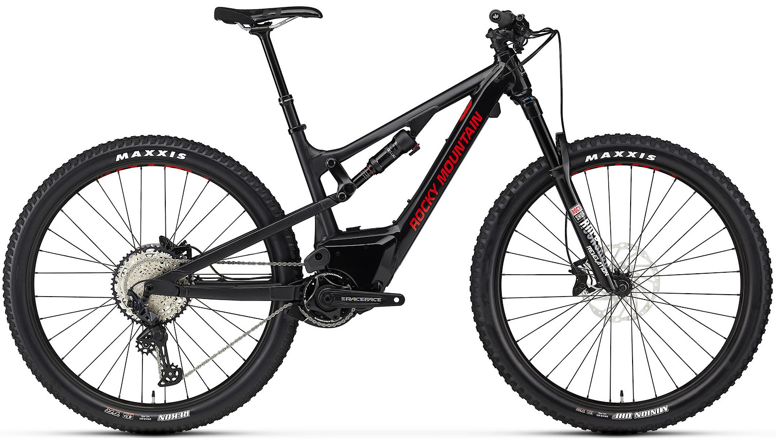 2020 Rocky Mountain Instinct Powerplay Alloy 50 Black and Red