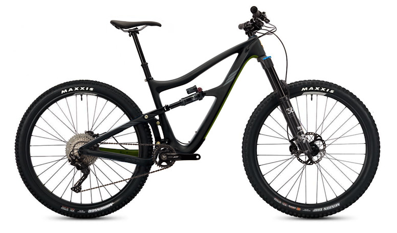 2020 Ibis Ripmo Carbon - Black Olive (XT build pictured)