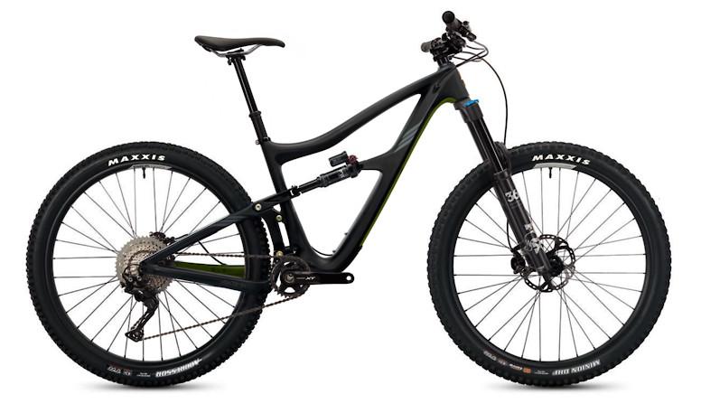 2020 Ibis Ripmo Carbon - Black Olive (XT build pictured)