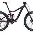 2020 Giant Reign SX Bike