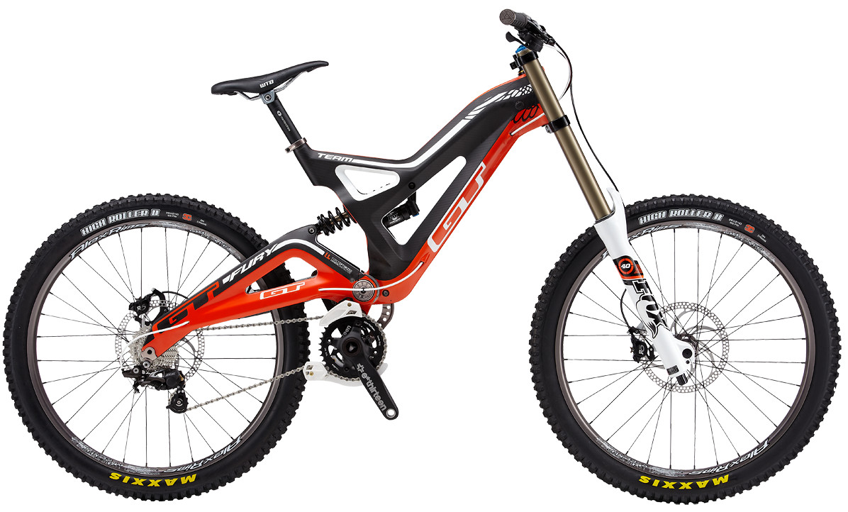 bike - GT FURY TEAM