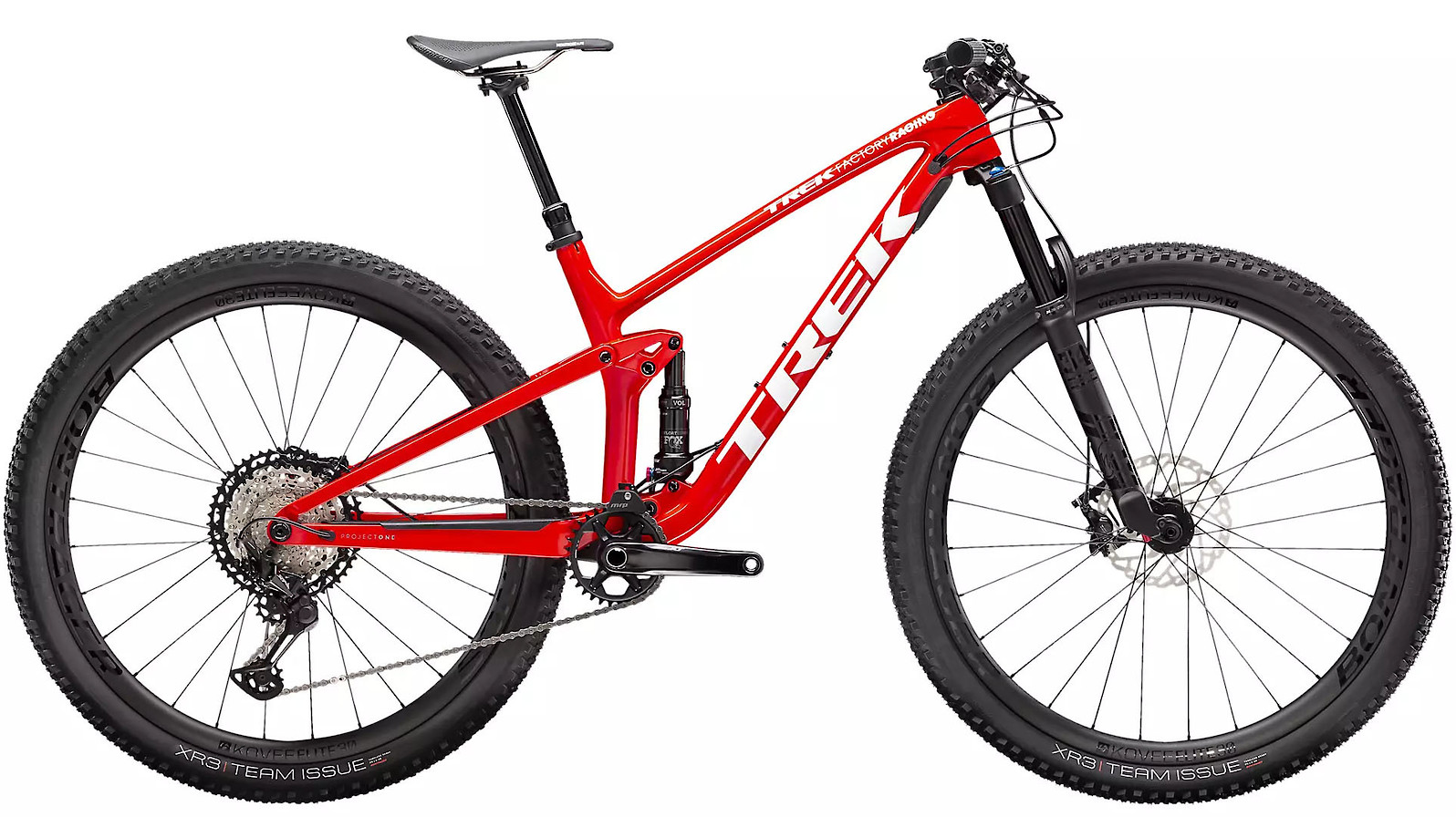 2020 Trek Top Fuel 9.8 XT Viper Red