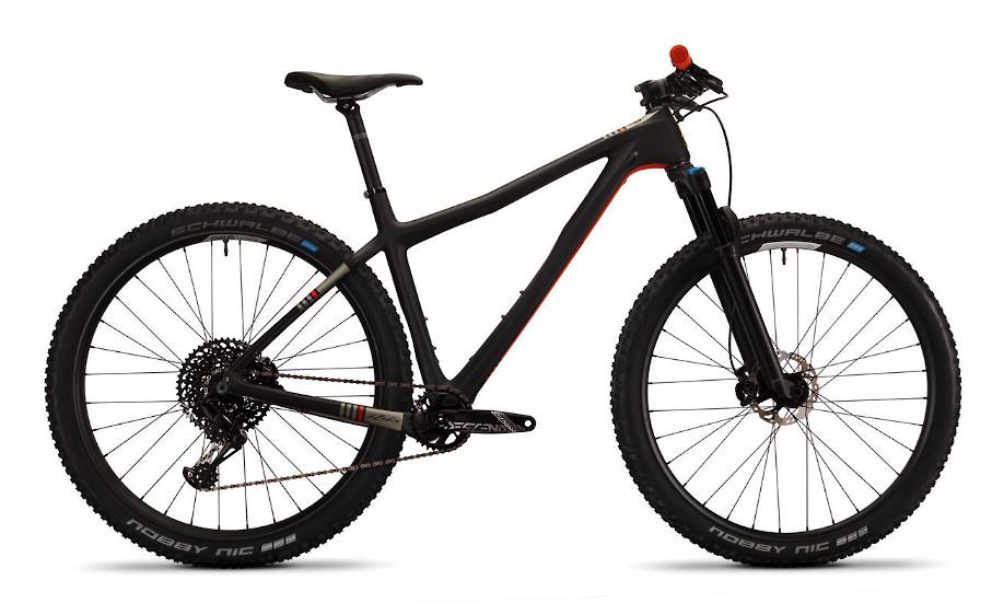 2020 Ibis DV9 GX Eagle - Black/Orange